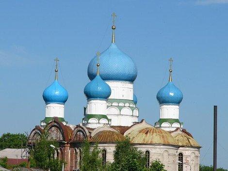09. Богоявленский монастырь. Богоявленский собор