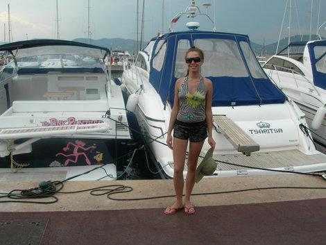 Яхты в Сен-Тропе