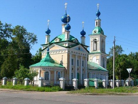 18. Церковь Царевича Димитрия «на поле»