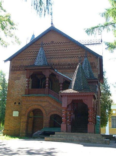 24. Палаты угличских удельных князей