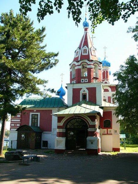 32. Церковь Дмитрия на крови