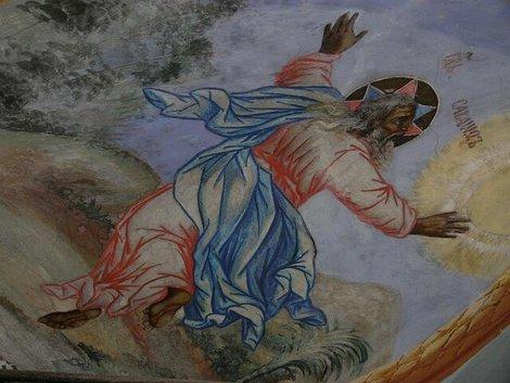 39. Росписи церкви Дмитрия на Крови в Угличском кремле