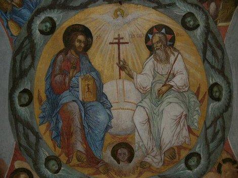 41. Росписи церкви Дмитрия на Крови в Угличском кремле
