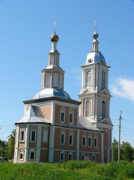 45. Казанская церковь