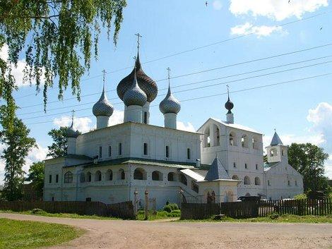 46. Воскресенский монастырь