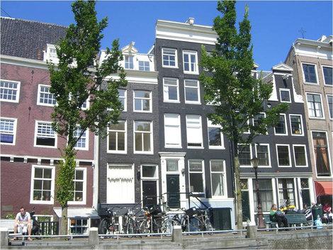Амтердамские дома