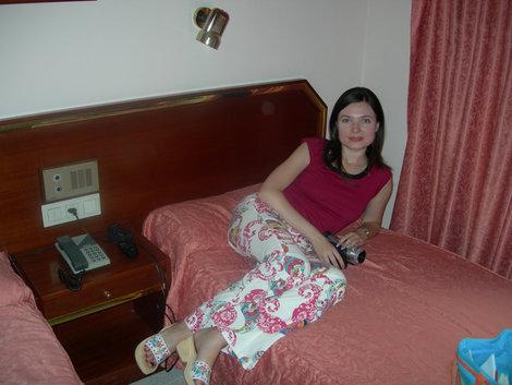 В номере
