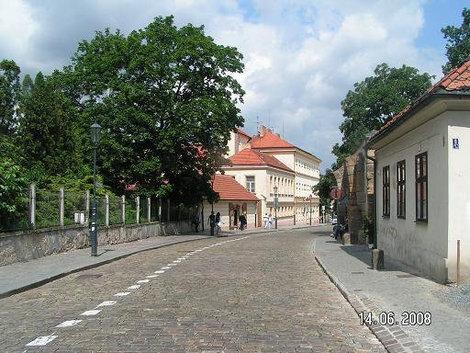 Улица Вышеграда