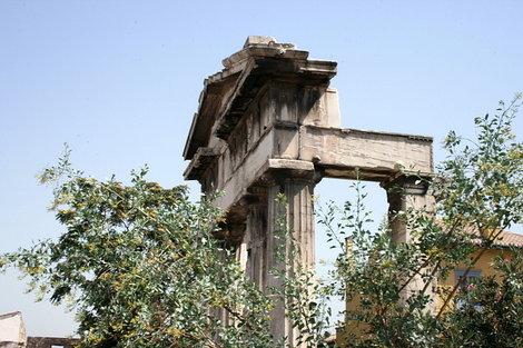 Ворота Афины Архегетис