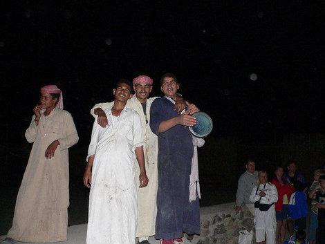 Бедуинские пляски.