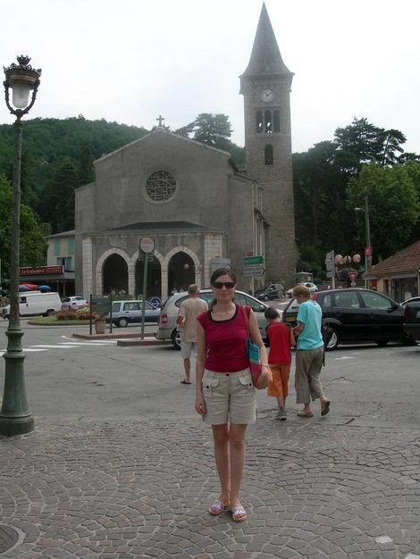 Церковь Сен-Венсан