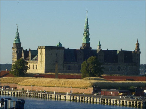 Замок Кронборг