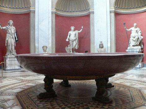 чаша Нерона в Ватикане.