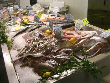 Рынок в Онфлере