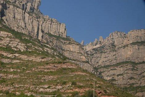 Монастырь Монсеррат Монастырь Монтсеррат, Испания