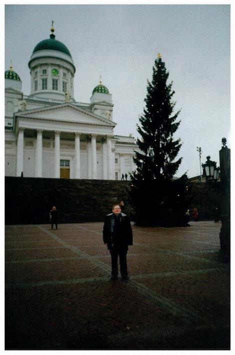 Хельсинки. Никольский кафедральный собор