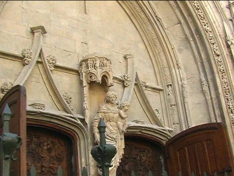 Церковь Сен-Пьер