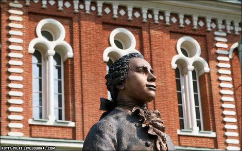 Памятник зодчему Баженову