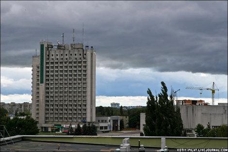 Гостиница Сумы