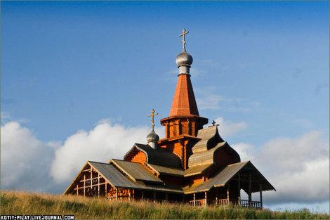Церковь Глеба и Нила Столобенских
