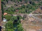 Мост через реку Касах