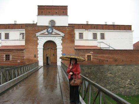 Крепость в Дубно