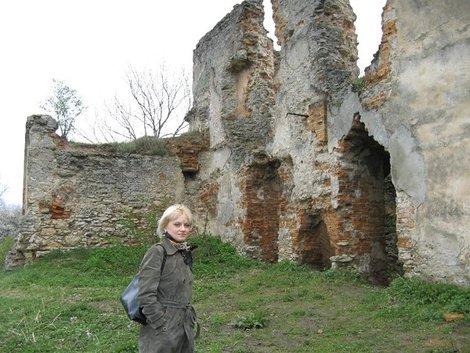 Замок в Новомалине