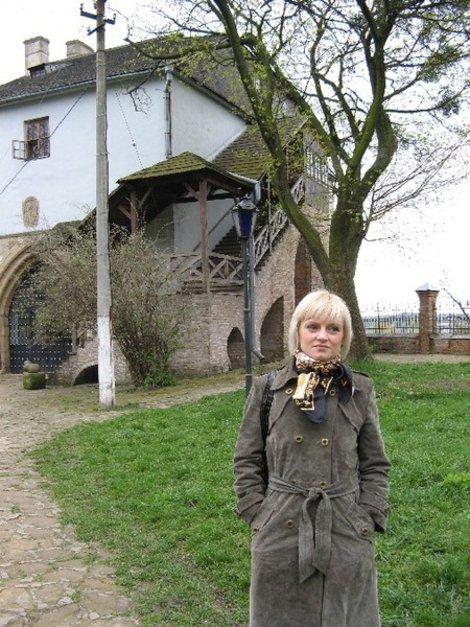 Сторожевая башня острожской крепости