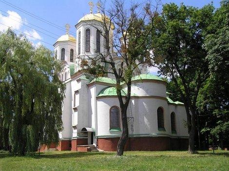Богоявленский собор в Остроге