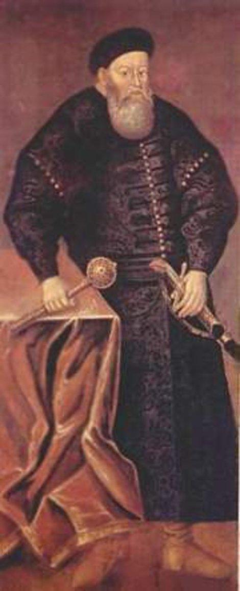 Константин Иванович Острожский