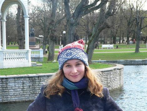 Эстонская шапка.