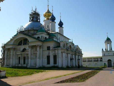 04. Яковлевская церковь и Зачатьевский собор