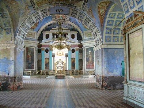 06. Росписи Дмитриевского собора
