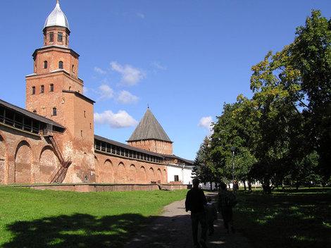 Самая высокая башня Детинца — Кокуй.