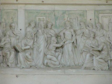 08. Барельефы Дмитриевского собора
