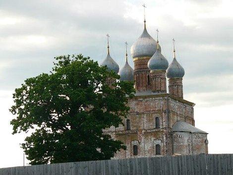 09. Спасская церковь