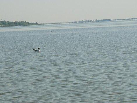 13. Озеро Неро с катера