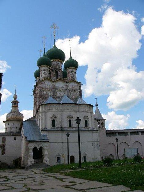 32. Церковь Иоанна Богослова