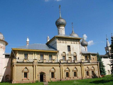 33. Церковь Одигитрии