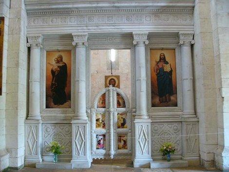 39. Спасо-Преображенский собор внутри