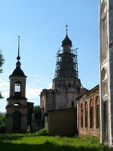 43. Переславль-Залесский. Церковь Петра Митрополита