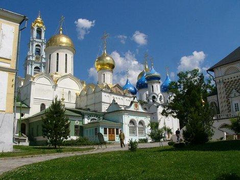 57. Троице-Сергиева Лавра. Никоновская церковь
