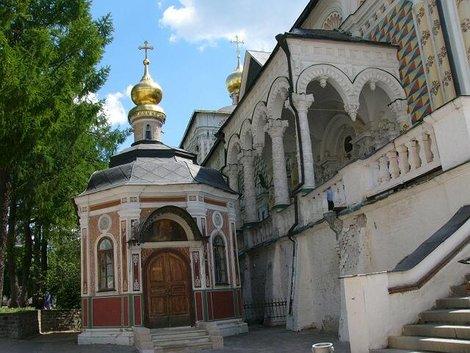 58. Троице-Сергиева Лавра. Михеевская церковь