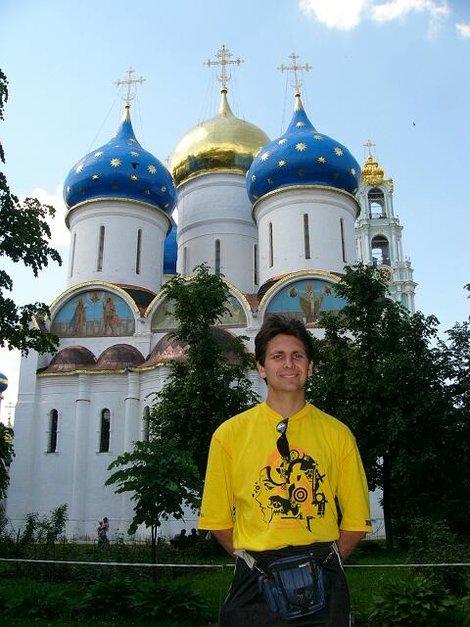 60. Троице-Сергиева Лавра. Успенский собор