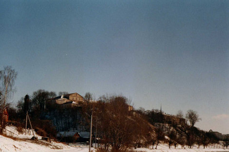 фотоЗамковая гора