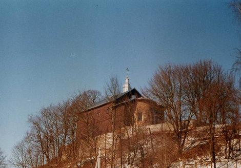 фото Коложская церковь (св Бориса и Глеба)