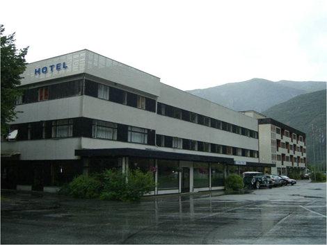 Отель в Норвегии
