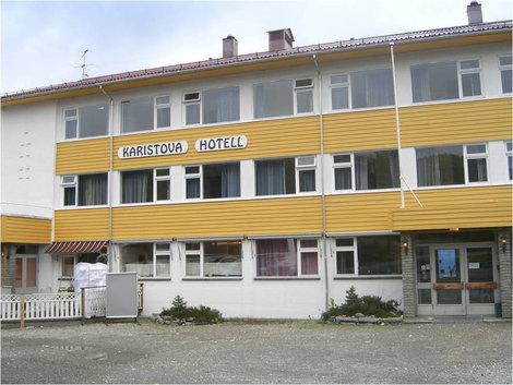 Норвежский отельчик с маленькими комнатками