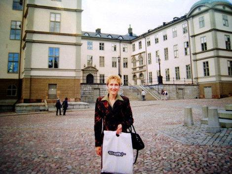 Во дворце Густава Врангеля на Риддархольме жили шведские короли в конце XVII — начале XVIII века