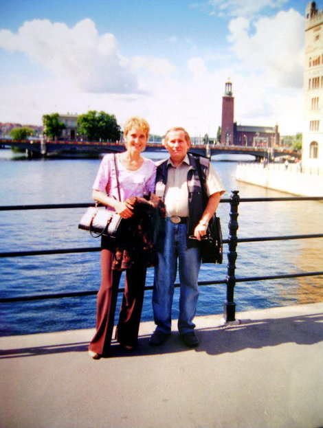 Мы были счастливы в Стокгольме